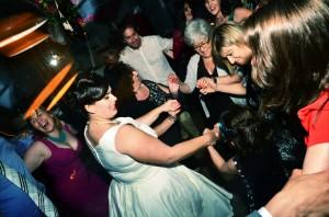 Ame Roma dancing